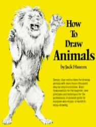How to Draw Animals by Jack Hamm $5.37
