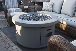 BayPointe Outdoors Urban Series Fire Pit