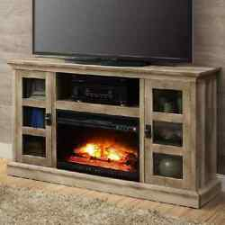 Large Media Fireplace TV up to 70