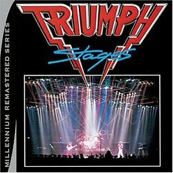 Triumph Stages New CD $12.62