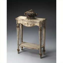 Butler Specialty Artists' Originals Console Table in Guilded Cream