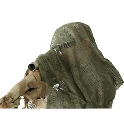 Rus Tactical Mesh Scarf Wrap Mask Shemagh Sniper Veil 68