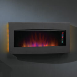 Classic Flame Serendipity Wall Mounted Electric Fireplace