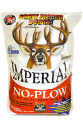 2 Deer & Turkey IMPERIAL NO PLOW Food Plot Seeds CLOVER Whitetail Institute oats