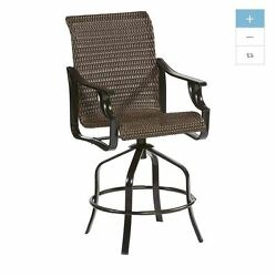 NEW Patio Chair Outdoor Indoor Gravity Rocking Chairs Furniture Lounge Yard