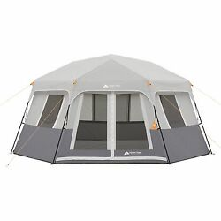 Instant Tent Person Camping Outdoor Family Tents Cabin Trail Accessory Canopy