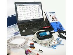 Nasiff STRESS Cardiocard EKG With Accessories (PC not included)