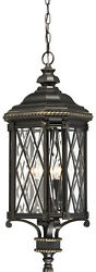 Astoria Grand Bayard 4-Light Outdoor Hanging Lantern