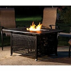 Alfresco Home Pescara Gas Fire Pit with Burner Kit