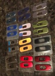 custom your Oakley GASCAN with authentic Oakley icon replacement Set
