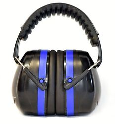 G & F 34 dB Highest NRR Safety Ear Muffs for Shooting Adjustable Ear Protection
