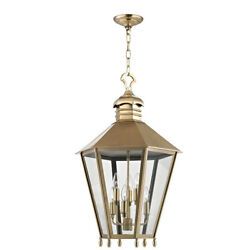 Darby Home Co Ericson 6-Light Outdoor Hanging Lantern