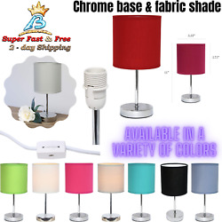 Mini Table Lamp Living Room Lamps Small Contemporary Home Lighting Fixtures $19.13