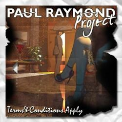 Paul Raymond Terms amp; Conditions Apply New CD Asia Import $15.97