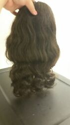glitz pageant human hair long fall #4 brand new never washed $200.00