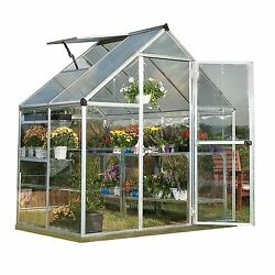 Mini Greenhouse Indoor Hybrid Kit Portable Small Miniature Raised Garden Patio