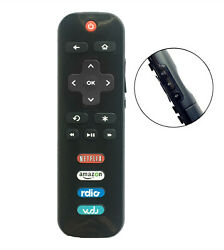 New RC280 LED HDTV Remote Control for TCL ROKU TV with Rdio Vudu Netflix Amazon $6.95