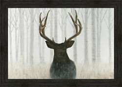 Ashton Wall Décor LLC 'Into the Forest' Framed Painting Print on Canvas
