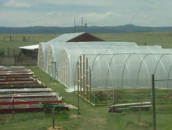 NEW 20 X 60 fT. GREENHOUSE KIT! Commercial ! 10 ft Ceiling ! FREE SHIPPING !!