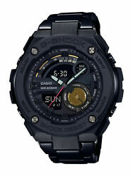 Casio G-Shock X Robert Geller G-steel Black Limited Edition Watch GST200RBG-1A