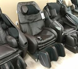 Inada Yu Me Rocking Massage Chair Recliner Lounger YuMe HCP-R100A - Brown