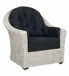 Woodard Isabella Lounge Chair with Cushion