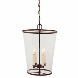 JVI Designs Charleston 4-Light Outdoor Pendant