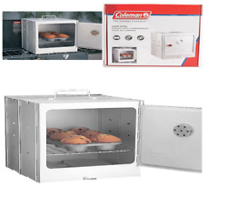 Coleman Camp OvenStove for Outdoor Recipes Cooking Roast Bake Bread And Pizza