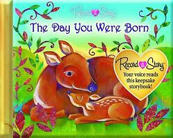 Record a Story the Day You Were Born