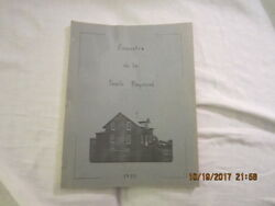 Collectible Paperback Book IN FRENCH - RECONTRE de la FAMILLE RAYMOND 1983