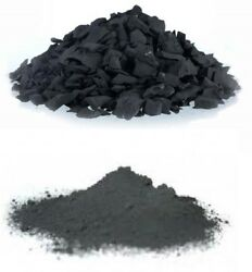 SHUNGITE STONES for water cleaner 1 Lb and Powder 1 LB from Karelia Russia $23.99