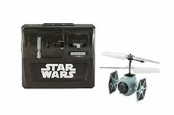 New STAR WARS Chara Falcon Tie Fighter IR CONTROLLED RC MINI HELICOPTER DRONE $62.06