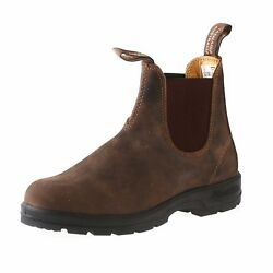 NEW Blundstone Style 585 Rustic Brown Leather Boots For Women $129.00