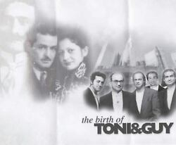 The Birth of Toni & Guy by Guy Mascolo
