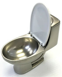 Eclipse Collectible Novelty Large Toilet Table Lighter 2 in 1 Ashtray amp; Lighter $14.99