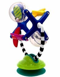 Baby Suction Ferris Wheel Station High Chair Table Rotating Busy Toy Rattle NEW