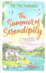 THE SUMMER OF SERENDIPITY - MCNAMARA ALI - NEW PAPERBACK