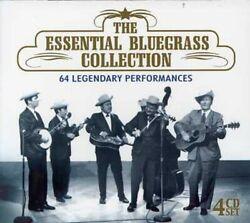 Various Artists - The Essential Bluegrass Collection [New CD]