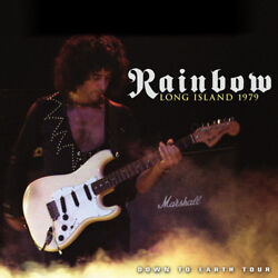 Rainbow - Long Island 1979 [New Vinyl LP] Colored Vinyl Gatefold LP Jacket