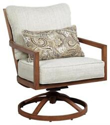 Ashley Furniture Signature Design - Zoranne Outdoor Patio Lounge Chair...