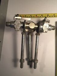 Graco High Pressure Manifold with Cut offs Lot#108 $100.00