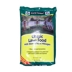 Lawn Fertilizer 16 0 8 With Slow Release Nitrogen 20 Lbs Covers 5000 Sq Ft $41.79