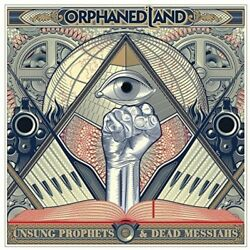 Orphaned Land - Unsung Prophets & Dead Messiahs [New CD] Ltd Ed Media Book Ger