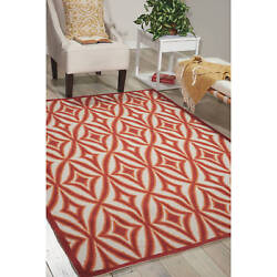 Sun and Shade Modern IndoorOutdoor Rug On-trend Color Palettes Signature Design