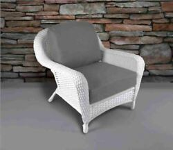 All Weather Resin Wicker Chairs Tortuga Outdoor Patio Contemporary Furniture