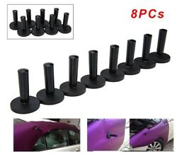 8pc Vehicle Car Wrap Gripper Magnets Sign making Graphic Vinyl Magnet Holder New
