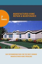 manufactured home repair and maintenance by Procter Mr Alan D