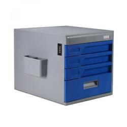 Serene Life Multi-Drawer Security Filing Cabinet with Combination Lock...