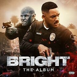 Various Artists - Bright: The Album [New Vinyl LP] Explicit Digital Download