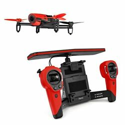 Parrot Drone Bebop Quadcopter with Skycontroller Bundle Red PF725140 from japan $1589.99